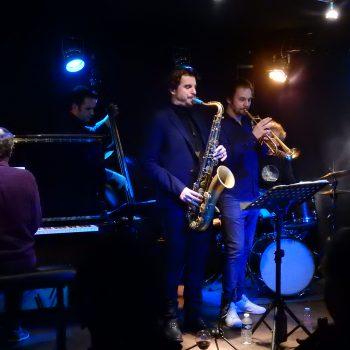 Samy Thiebault #Jazz Week - janvier 2017