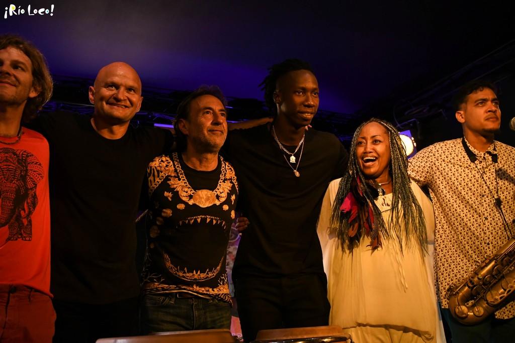 Afro Cuban Jazz Roots Sextet ©Romaric Pouliquen